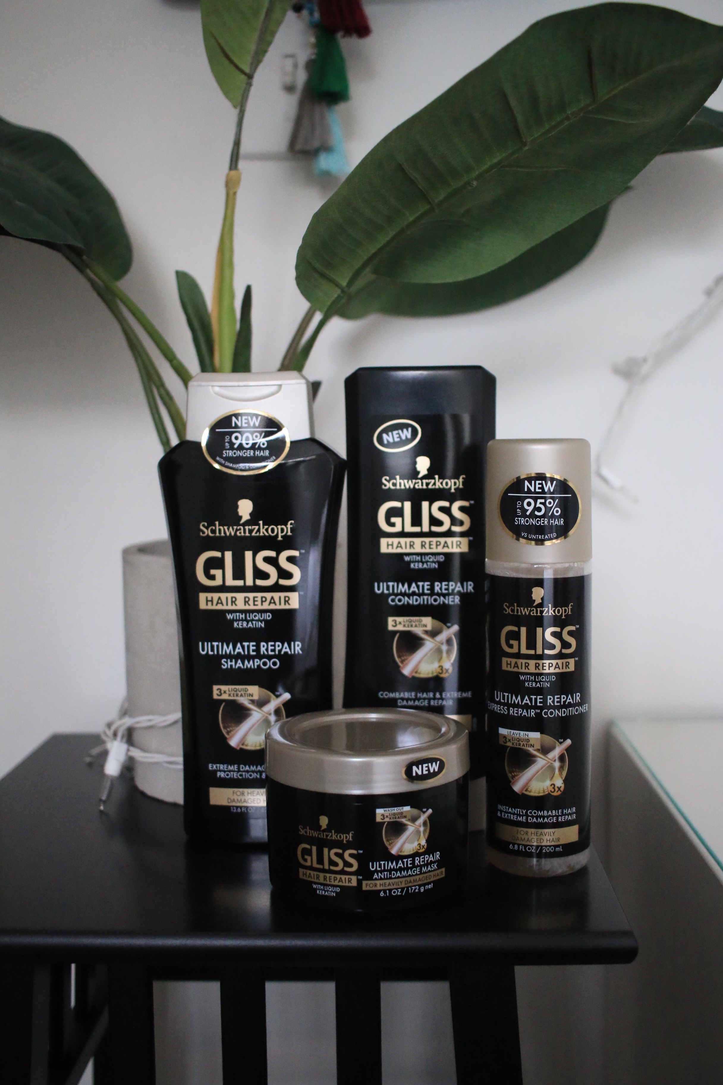 A SUMMER of GLISS with Schwarzkopf, A SUMMER of GLISS with Schwarzkopf