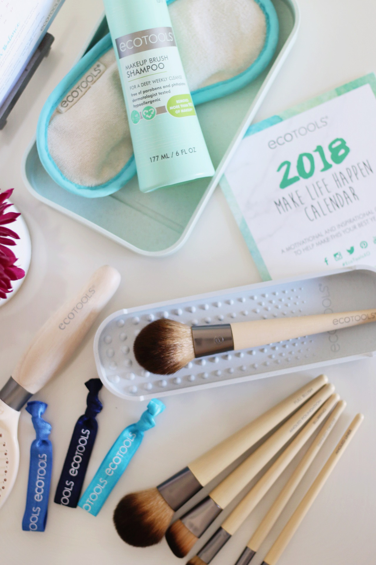 Making life happen in 2018 with Ecotools, Making life happen in 2018 with Ecotools
