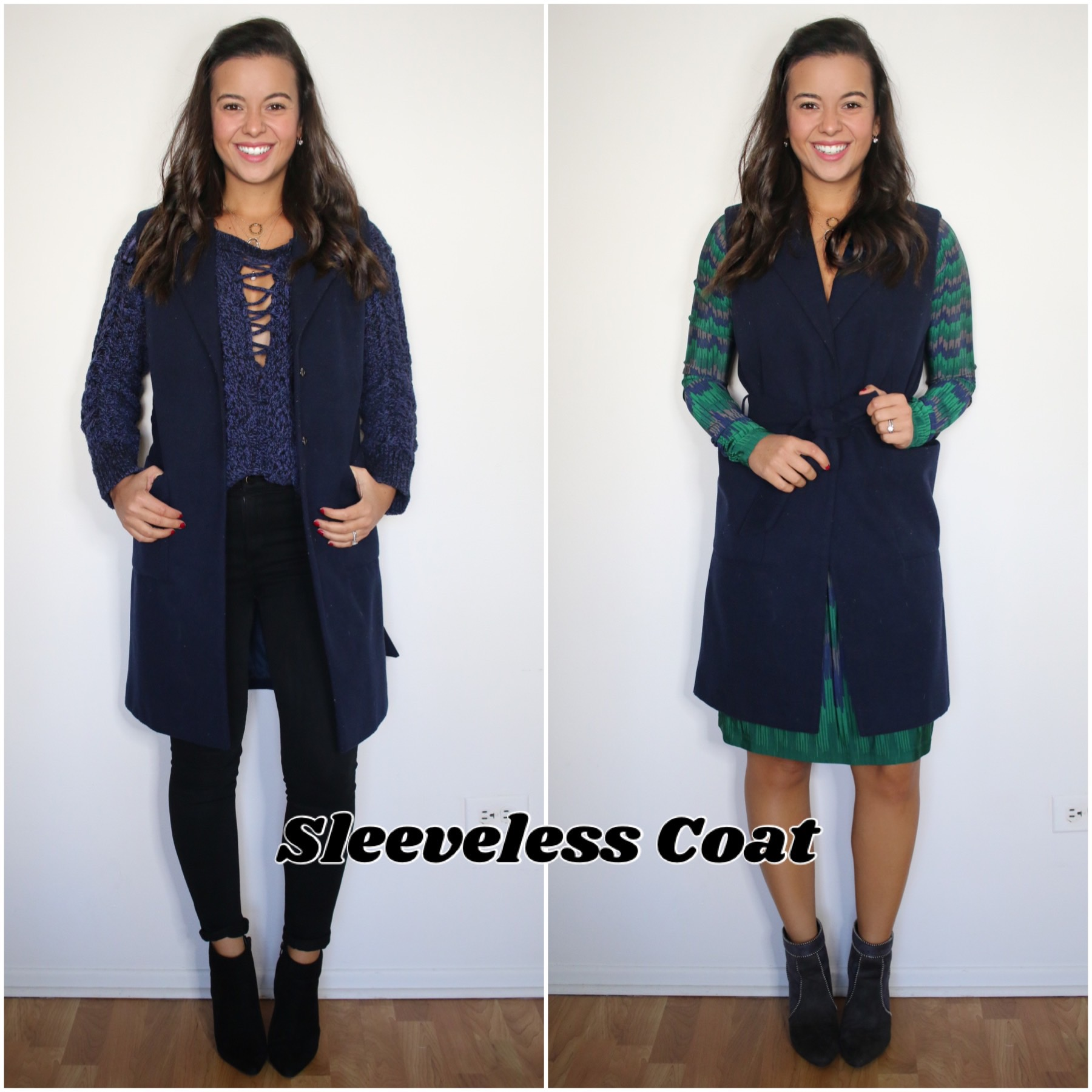 How to layer like a pro! 5 pieces - 10 looks, How to layer like a pro! 5 pieces – 10 Fall looks
