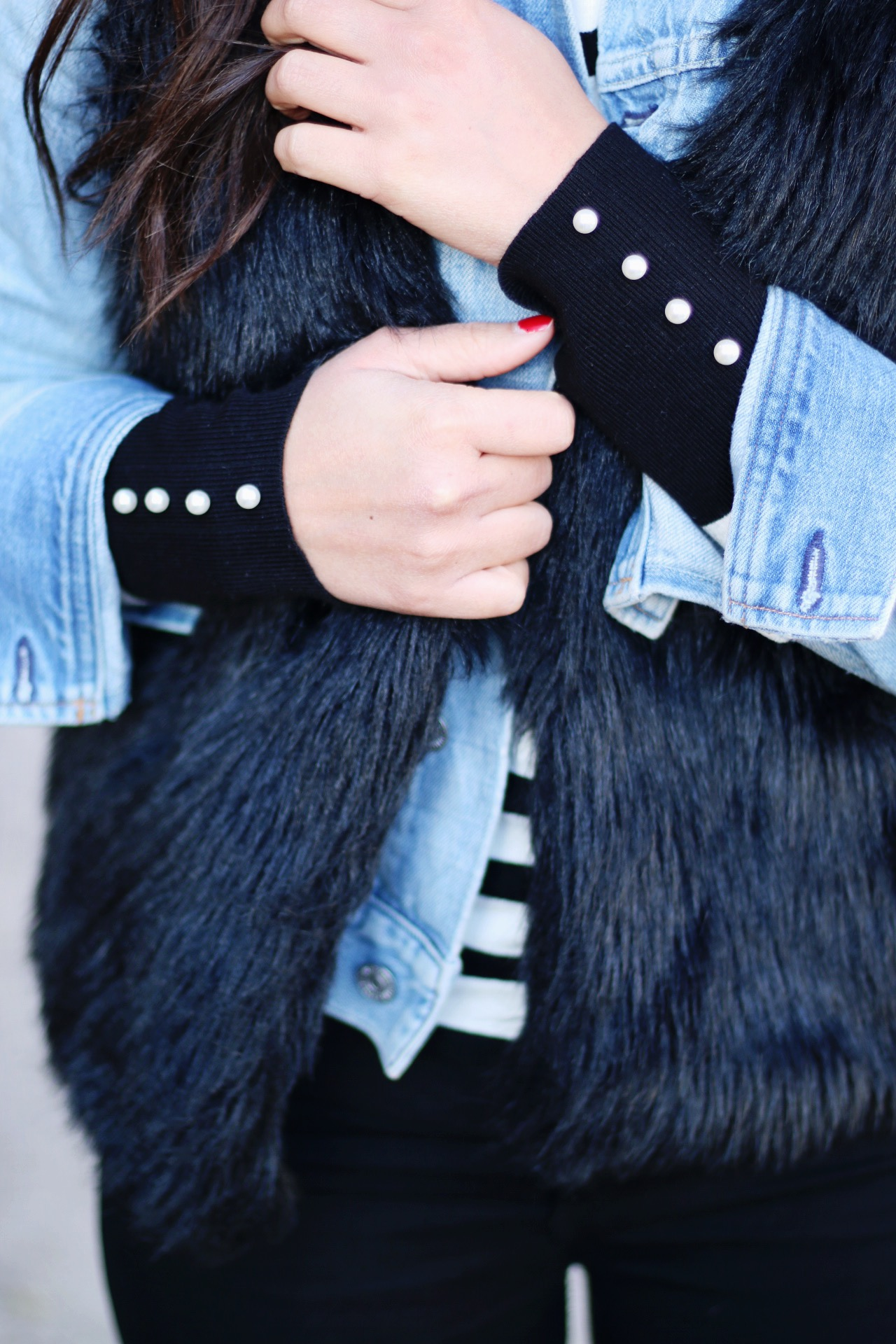 How to style your denim jacket for Fall & Winter, How to style your denim jacket for Fall & Winter