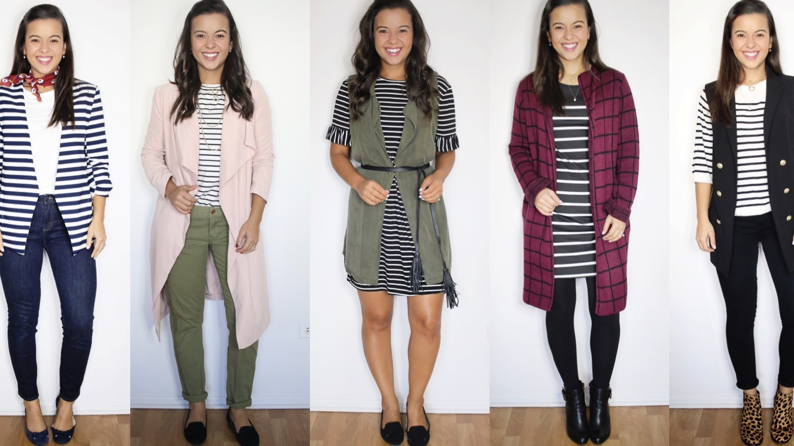 ALL ABOUT STRIPES – 100 outfits included