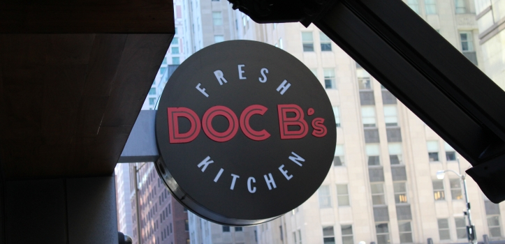 BRUNCHING AT DOC B'S FRESH KITCHEN