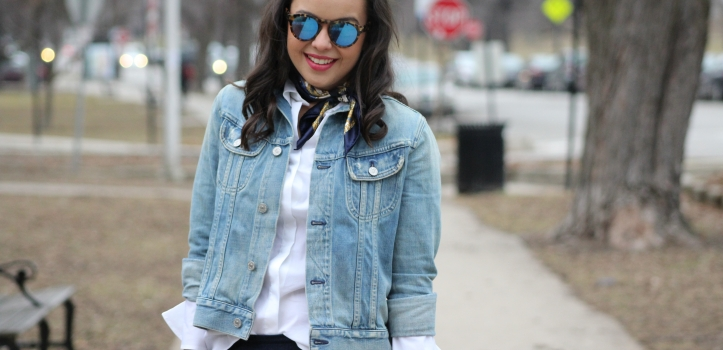 WHY YOU NEED A WHITE BUTTON DOWN SHIRT – PART I