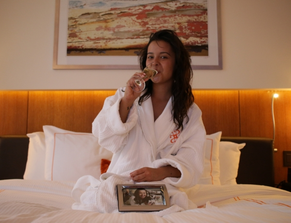 MY WEEKEND AT HOTEL ARISTA AND ARISTA SPA & SALON