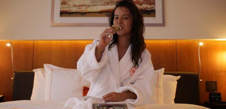 MY WEEKEND AT HOTEL ARISTA AND ARISTA SPA & SALON