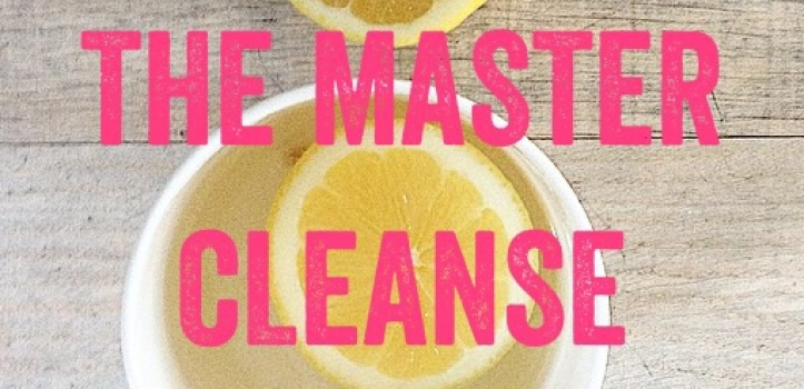The Master Cleanse (MC)