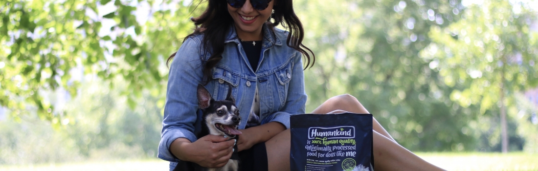 WHY I chose HUMANKIND for my little TOTO