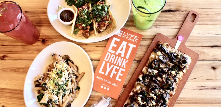 CELEBRATING NATIONAL NUTRITION MONTH WITH LYFE KITCHEN