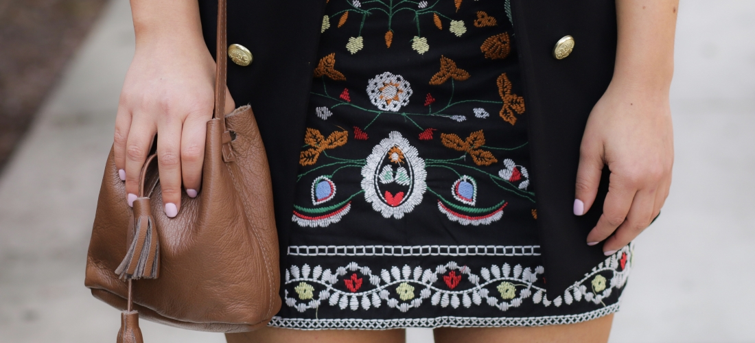 SPRING TREND ALERT: EMBROIDERY – PART I