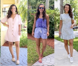 Vacation looks – 18 outfits that are perfect for a warm getaway!