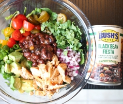 Just heat & eat! My top 3 ways to pair BUSH'S® Savory Beans