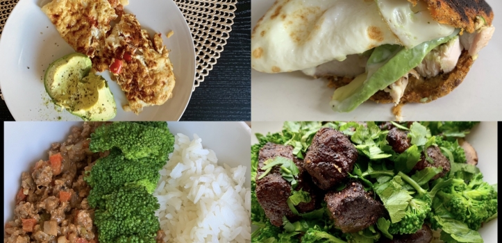What I eat in one day #5