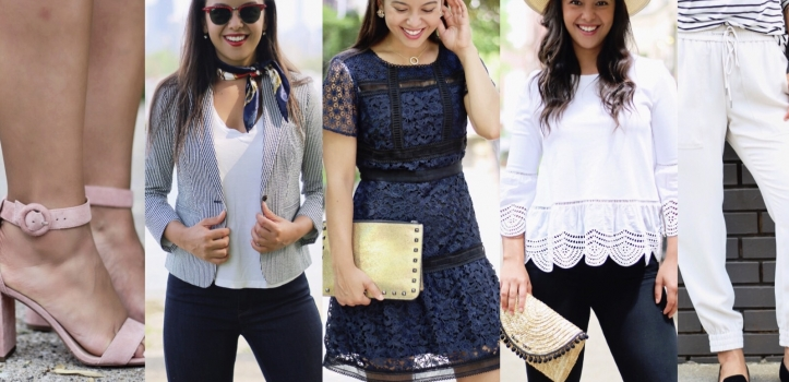 5 PIECES from ANN TAYLOR YOU NEED THIS SUMMER