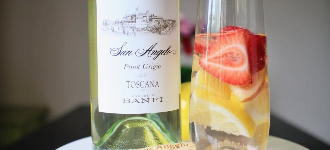 PERFECT PAIRINGS with BANFI WINES