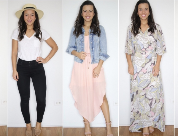 Packing for my Florida Trip – 10 looks. Part II