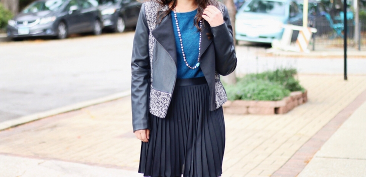 HOW TO WEAR TIGHTS FOR THE OFFICE – PART 2