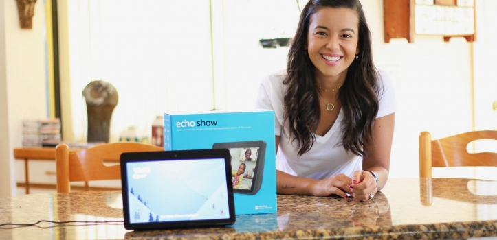 Trying out the Amazon Echo Show (includes video!!)