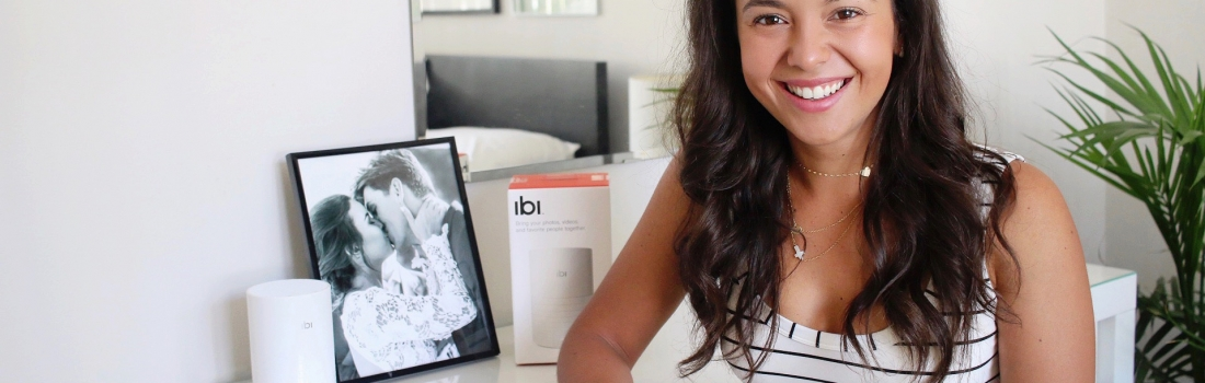 This might be the best wedding gift ever… Meet ibi