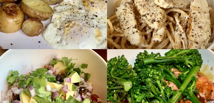 What I eat in one day – #1