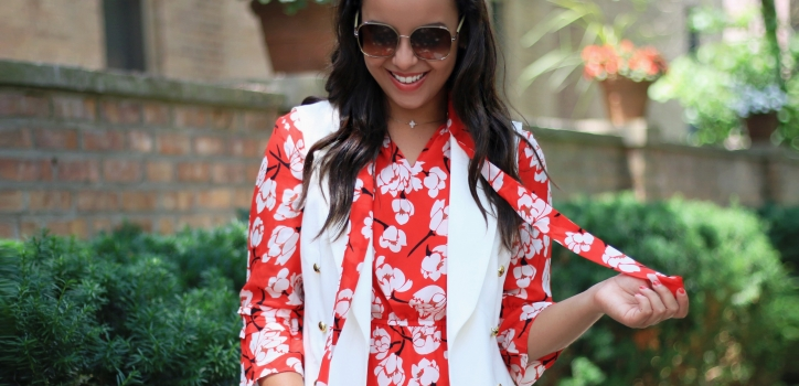 A RED PRINTED DRESS – PART 1