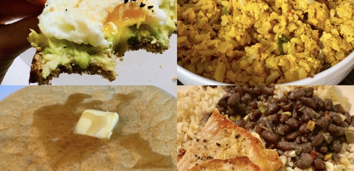 What I eat in one day – #3