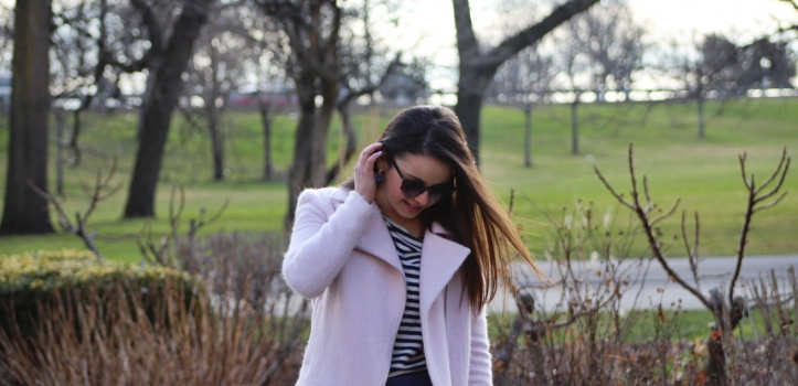 Denim and Stripes for Spring