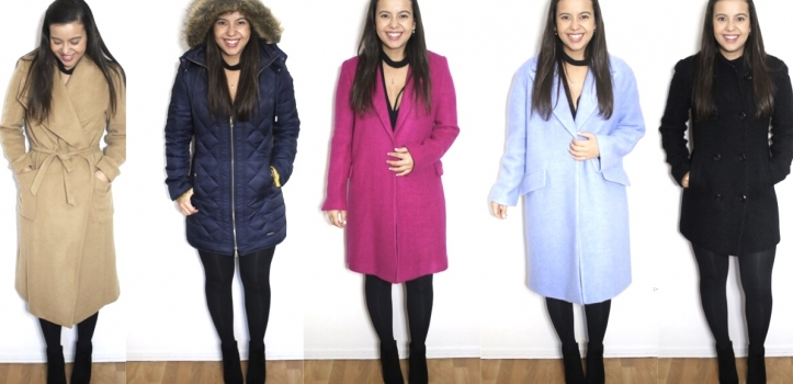 5 coats you'll need every winter