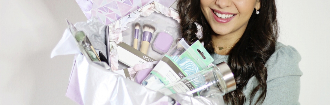 What's inside the new Ecotools Crystal Intentions box?