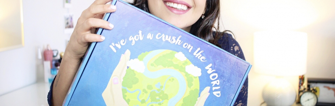 I'VE GOT A CRUSH ON THE WORLD – XO BOX by ECOTOOLS