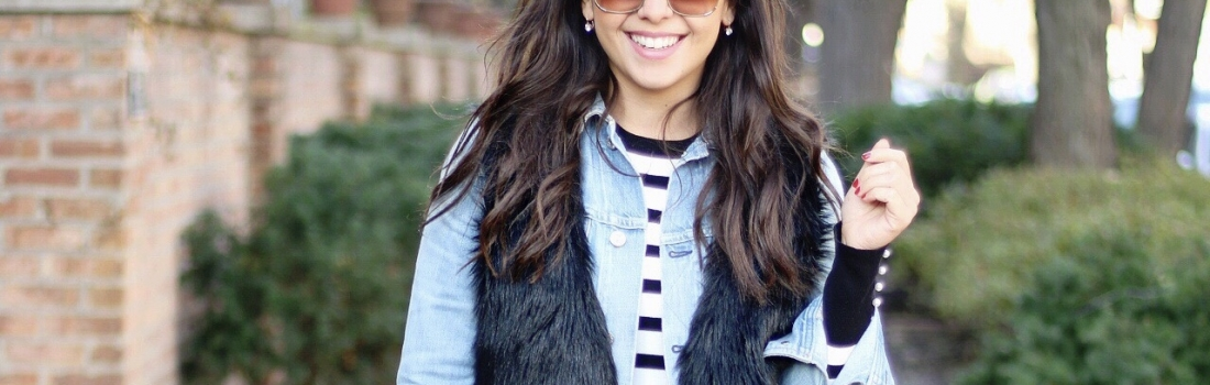 How to style your denim jacket for Fall & Winter