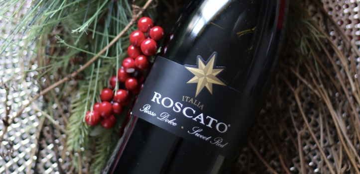 Sweeten up your Holidays with Roscato Wines