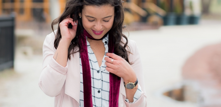 THE ONLY PINK TRENCH YOU NEED FOR SPRING – PART 1