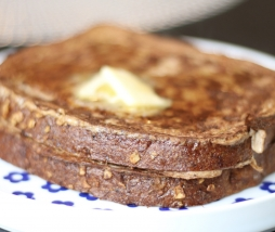 HEALTHY EVERYDAY FRENCH TOAST RECIPE